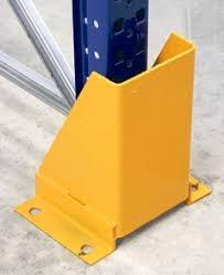 U alakú oszlopvédő - Salgó polcrendszer
