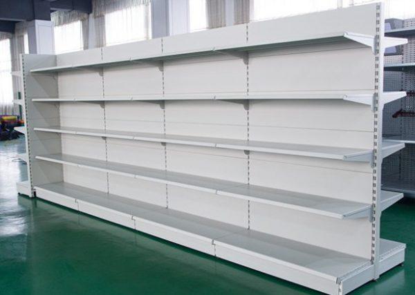 Salgó polc - praktikus és hatékony  tárolás
